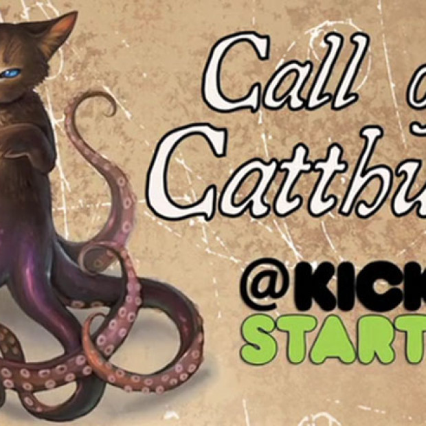 Whiskers, Tentacles: Call of Catthulhu