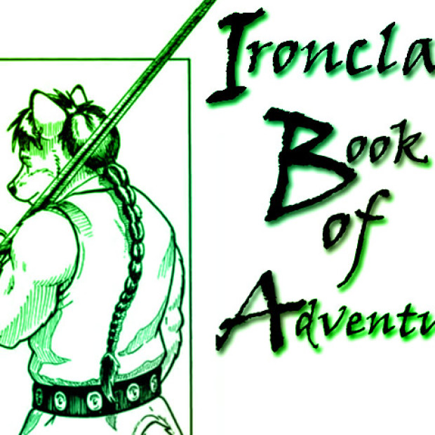 Ironclaw Adventures: *BE* The Weasel
