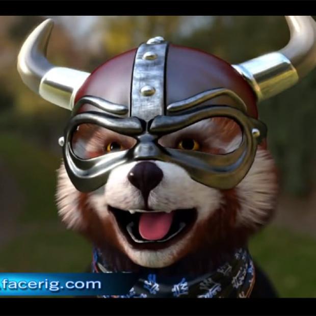 Facerig: Avatar for $15