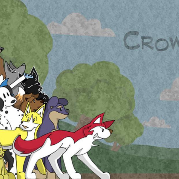 Crowne Prince's Ponies & Wolves