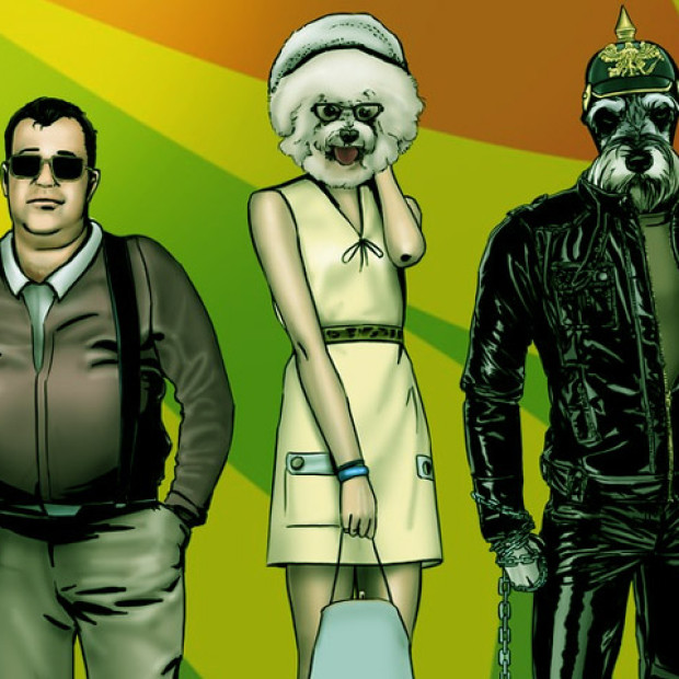 Red Dog Rising: Lars & Quasmo D
