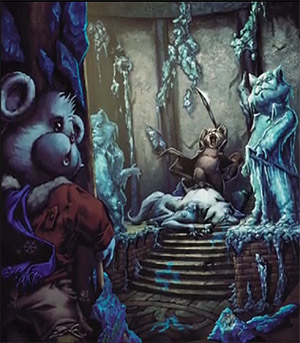 """From """"The Throne of Frost"""""""