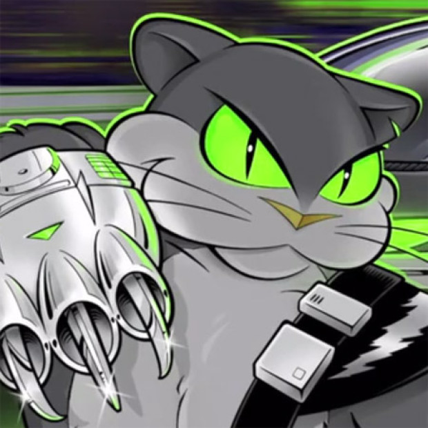 Future Flashback: Nine Lives of Claw