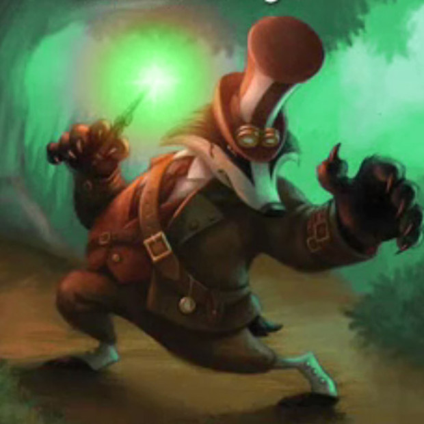 Never Trust a Raccoon with a Wand: Wizards of the Wild