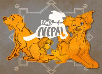 Paws of Nepal
