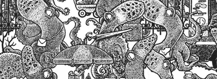Octopodestrians